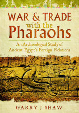 Omslag - War and Trade with the Pharaohs