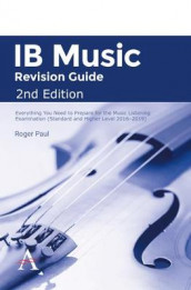 IB Music Revision Guide 2nd Edition av Roger Paul (Heftet)