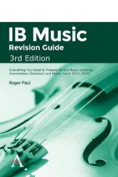 IB Music Revision Guide, 3rd Edition av Roger Paul (Heftet)