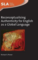 Omslag - Reconceptualising Authenticity for English as a Global Language