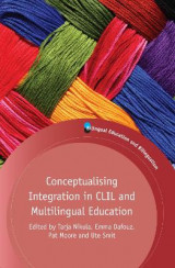 Omslag - Conceptualising Integration in CLIL and Multilingual Education