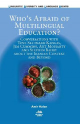 Omslag - Who's Afraid of Multilingual Education?