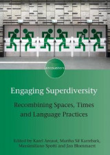 Omslag - Engaging Superdiversity