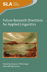 Omslag - Future Research Directions for Applied Linguistics