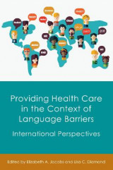 Omslag - Providing Health Care in the Context of Language Barriers