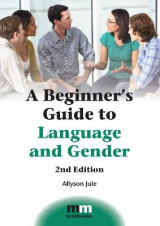 Omslag - A Beginner's Guide to Language and Gender