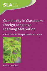 Omslag - Complexity in Classroom Foreign Language Learning Motivation