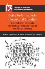 Omslag - Going Performative in Intercultural Education
