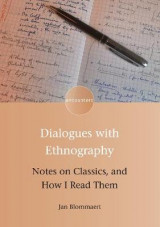 Omslag - Dialogues with Ethnography