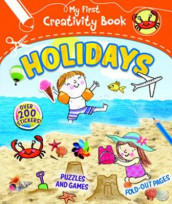 My First Creativity Book - Holidays av Fiona Munro (Spiral)
