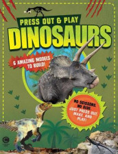 Press-out & Play: Dinosaurs av Penny Worms (Heftet)