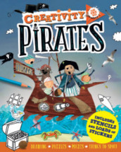 Creativity On the Go: Pirates av Andrea Pinnington (Heftet)