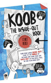 KOOB The Inside-Out Book av Anna Brett (Heftet)