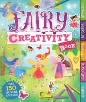 The Fairy Creativity Book av Anna Brett (Heftet)