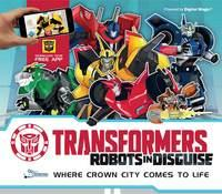 Transformers Robots in Disguise: Where Crown City Comes to Life av Caroline Rowlands (Innbundet)