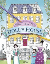 Omslag - Colour Your Own Doll's House