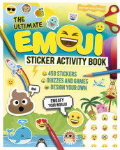 Ultimate Emoji Sticker Activity Book, The av Anna Brett (Heftet)