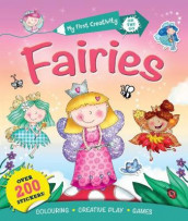 My First Creativity Book: Fairies av Fiona Munro (Heftet)