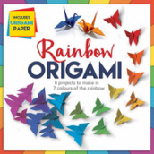 Make It Kids' Craft: Rainbow Origami av Anna Brett (Heftet)