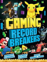 Omslag - Gaming Record Breakers