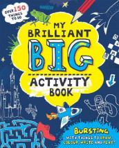 My Brilliant Big Activity Book av Andrea Pinnington (Heftet)