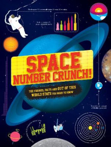 Space Number Crunch! av Kevin Pettman (Heftet)