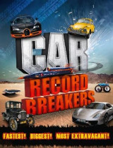 Omslag - Car Record Breakers