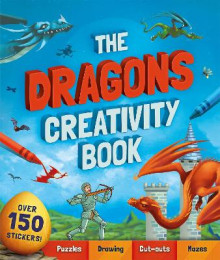 The Dragons Creativity Book av Andrea Pinnington (Heftet)