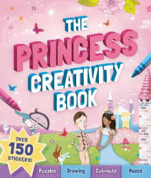 The Princess Creativity Book av Andrea Pinnington (Heftet)