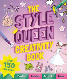 The Style Queen Creativity Book av Andrea Pinnington (Heftet)