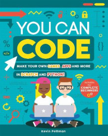 You Can Code av Kevin Pettman (Heftet)