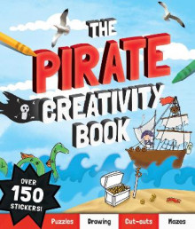 The Pirate Creativity Book av Andrea Pinnington (Heftet)