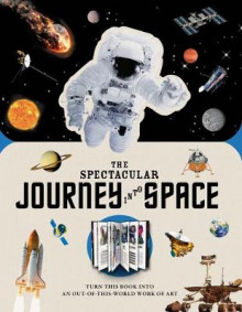Paperscapes: The Spectacular Journey Into Space av Kevin Pettman (Innbundet)