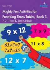 Omslag - Mighty Fun Activities for Practising Times Tables: Book 3
