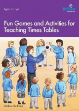 Omslag - Fun Games and Activities for Teaching Times Tables