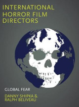 Omslag - International Horror Film Directors