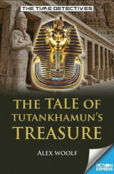 Omslag - The Tale of Tutankhamun's Treasure