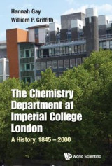 Omslag - The Chemistry Department at Imperial College London