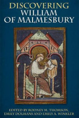 Omslag - Discovering William of Malmesbury