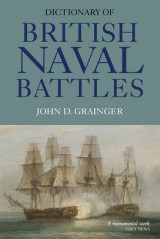 Omslag - Dictionary of British Naval Battles
