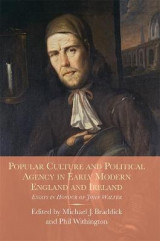 Omslag - Popular Culture and Political Agency in Early Modern England and Ireland