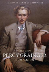 Omslag - The New Percy Grainger Companion