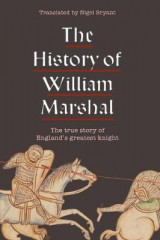 Omslag - The History of William Marshal