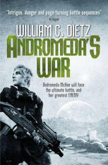 Andromeda's War: Legion of the Damned Prequel 3 av William C. Dietz (Heftet)