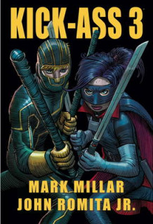 Kick-Ass: Part 3 av Mark Millar og John Romita (Innbundet)