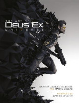 Omslag - The Art of Deus Ex: Universe