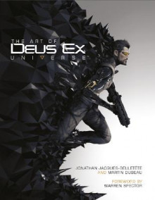 The Art of Deus Ex: Universe av Paul Davies (Innbundet)