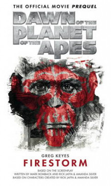 Dawn of the Planet of the Apes av Greg Keyes (Heftet)