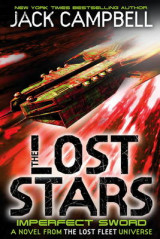 Omslag - The Lost Stars - Imperfect Sword: Book 3
