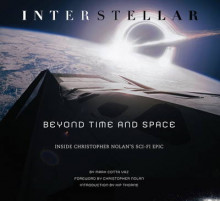 Interstellar av Mark Cotta Vaz (Innbundet)